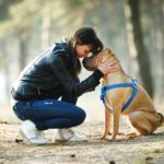Dogs help improve their owners' health