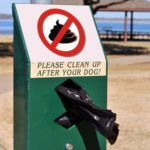 The pooBagger makes dog poop cleanup a breeze