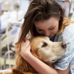 Service animals and trained therapy dogs are common in hospitals, but some people think the health benefits could be even greater when the dog in question belongs to the patient.