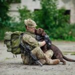 Unconventional adoptions include military and police dogs as well as older dogs or dogs with serious medical conditions who are otherwise hard to place.