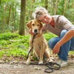 Dogs improve the quality of life for seniors