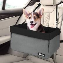 JesPet Car Travel Dog Booster Seat