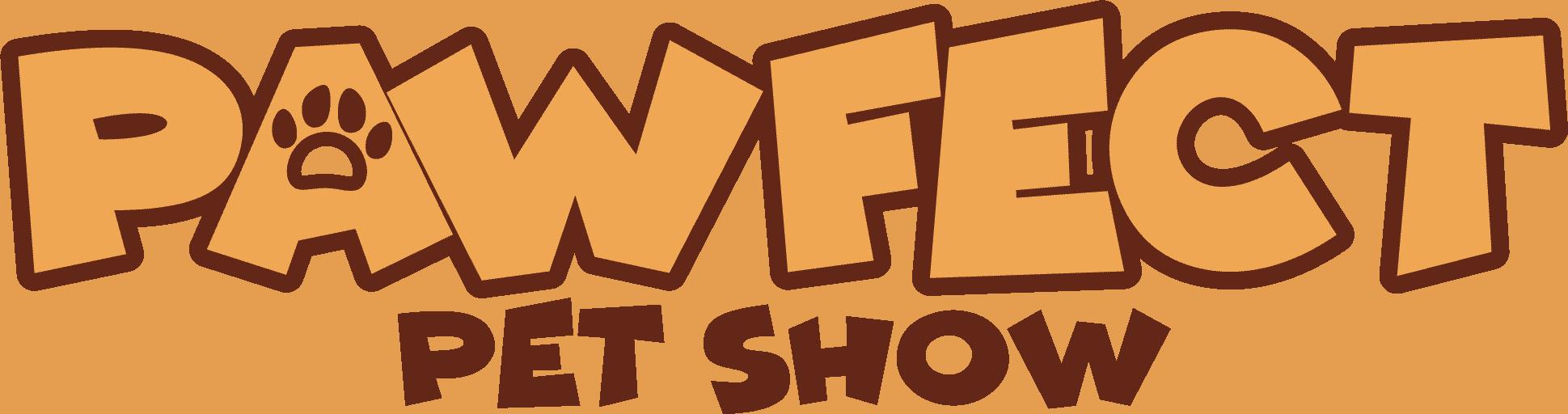 Pawfect Pet Show logo